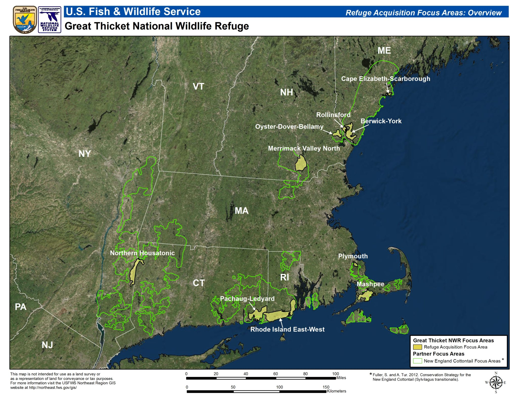 Northeast Overview