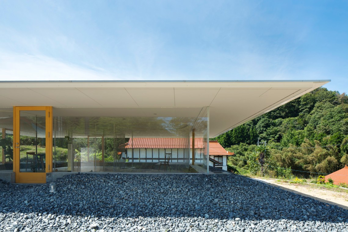 Hiroshima Hut / Suppose Design Office