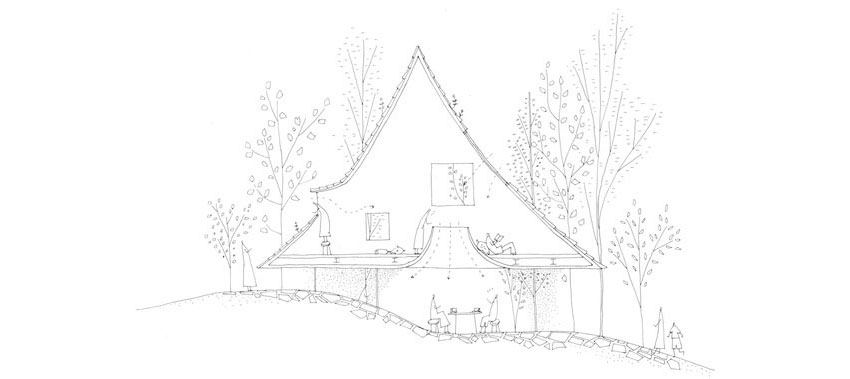 Weekend House in Sengataki / Onishimaki + Hyakudayuki Architects