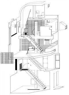 Bolles + Wilson's Suzuki House (Tokyo, 1990-93)