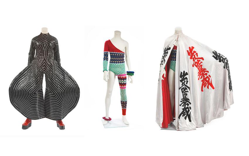 David Bowie Costumes by Kansai Yamamoto