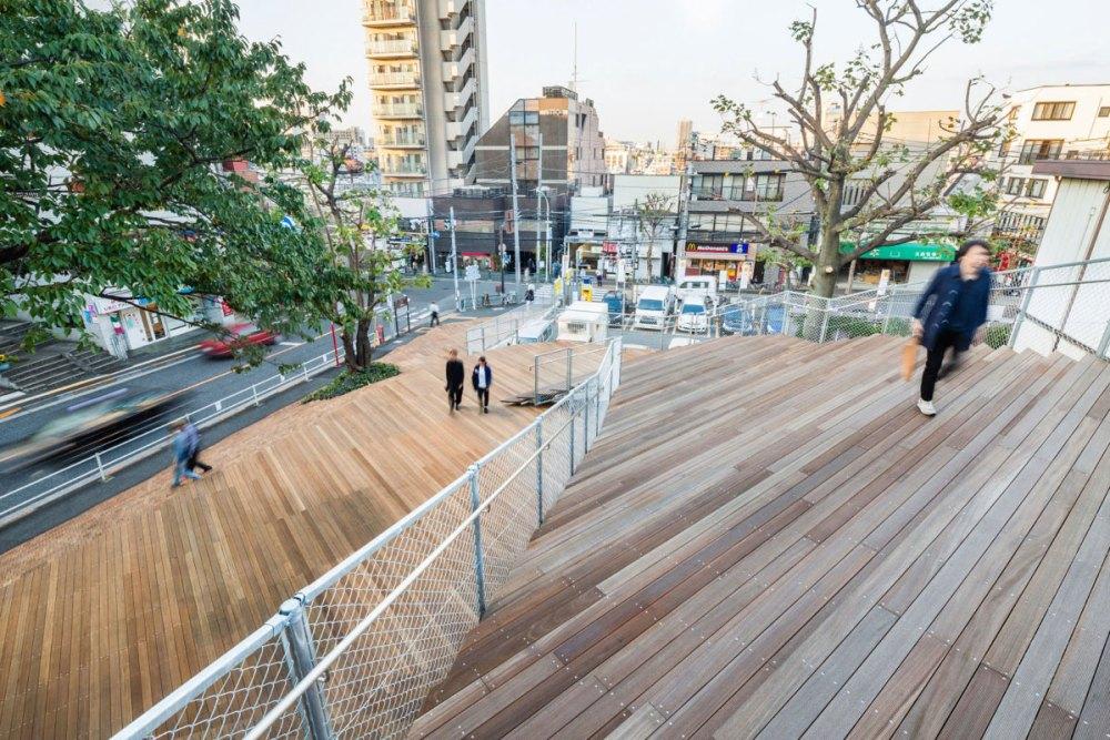 Composite Materials in Modern Construction - Kengo Kuma & Associates / La kagu
