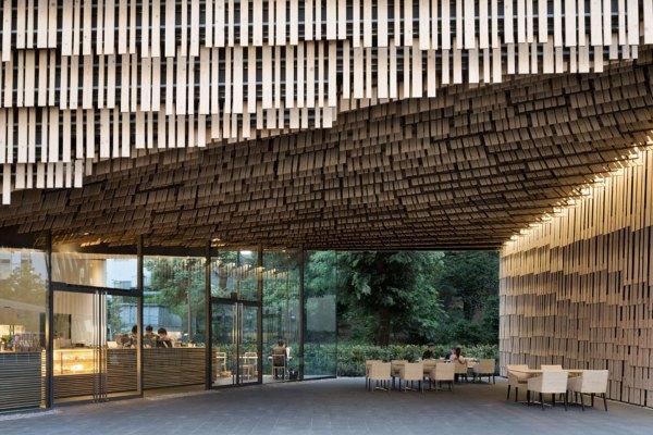 Kengo Kuma Architecture Guide Tokyo 2016 Archeyes