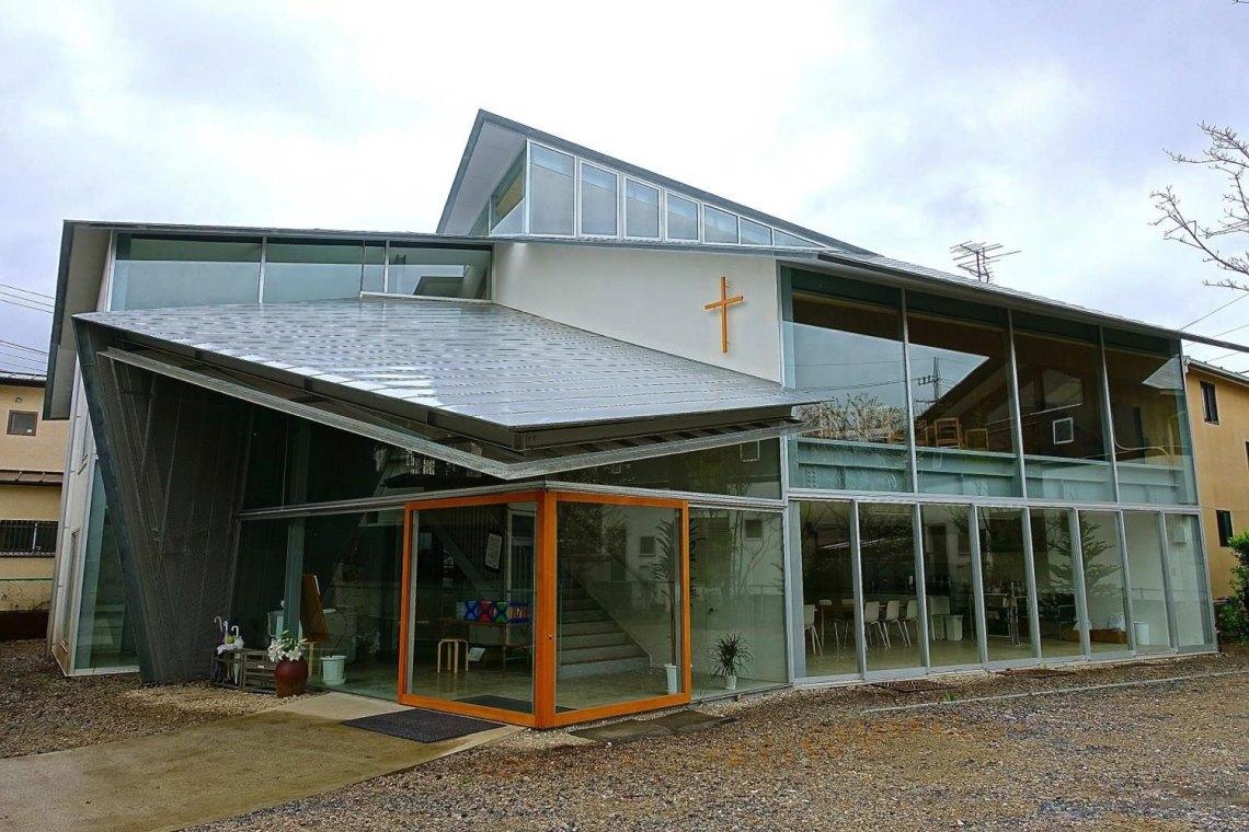 Ikuta Church in Kanagawa / Ryue Nishizawa