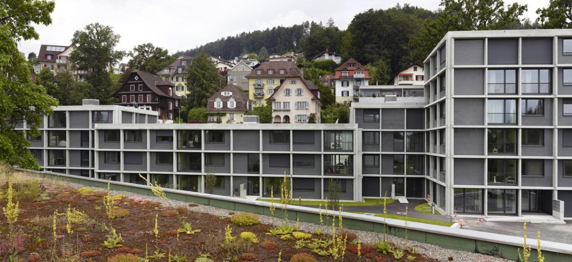 Student Apartments in Luzern / Durisch + Nolli architects