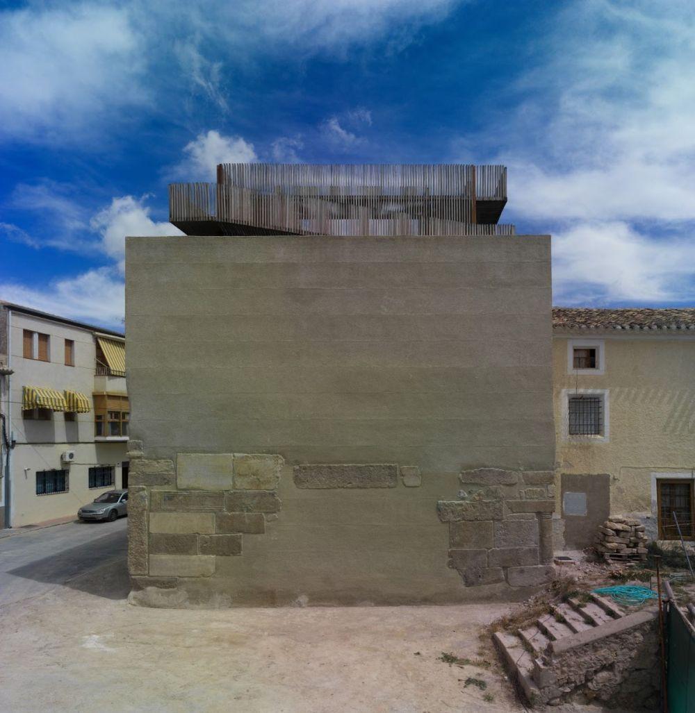 Torre del Homenaje / Antonio Jiménez Torrecillas