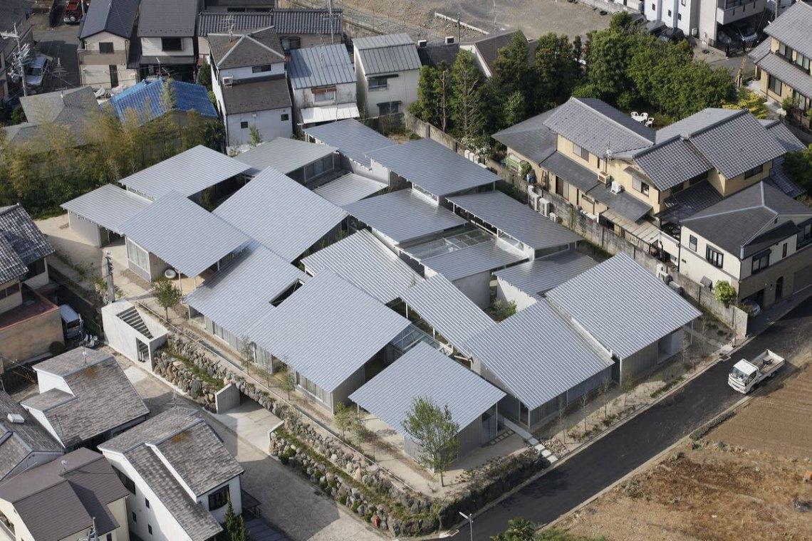 Nishinoyama House in Kyoto / Kazujo Sejima