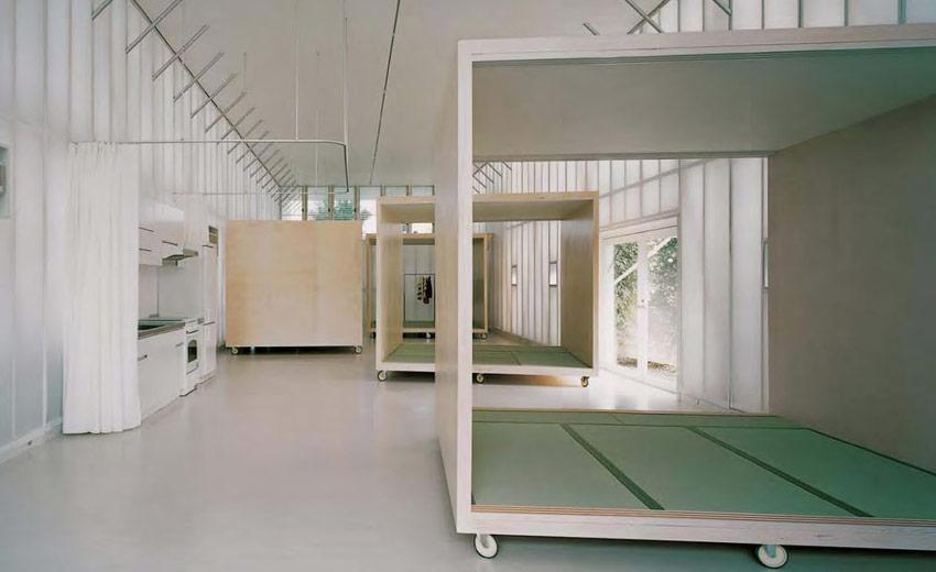 Mobile furniture