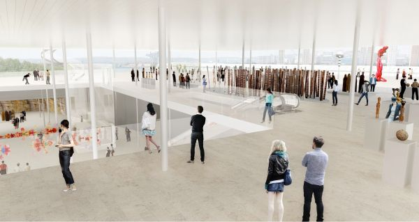 Sydney Art Of South Wales Expansion Sanaa