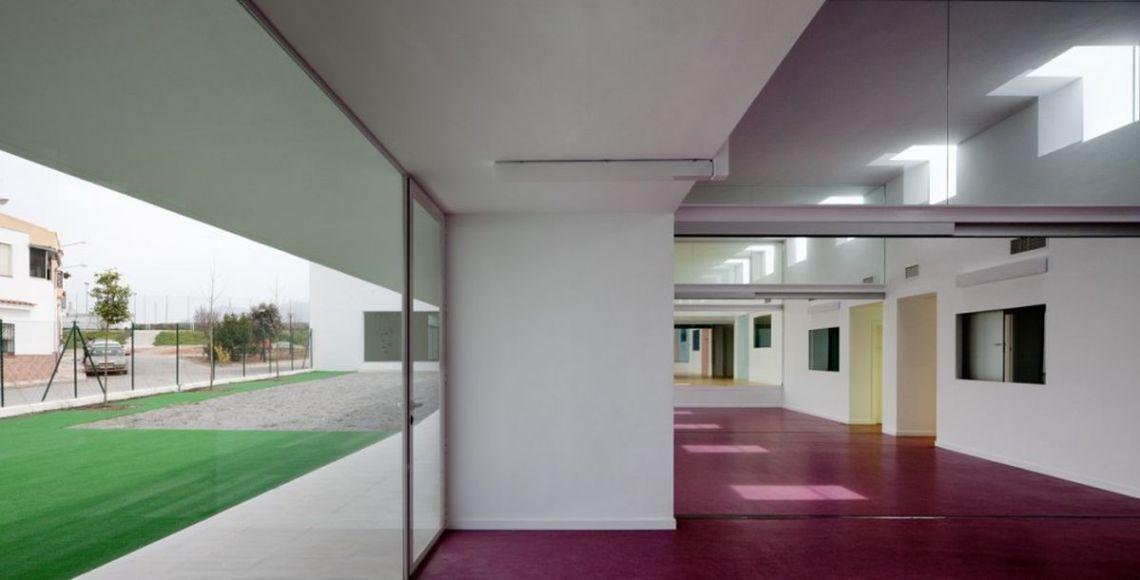 Chaparral Educational Center / Alejandro Muñoz Miranda