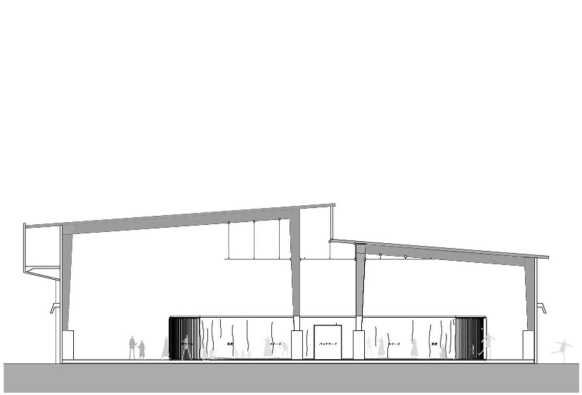 Temporary Playhouse in Osaka / Jun Igarashi Architects