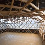 Tomochi Forestry Hall / Taira Nishizawa