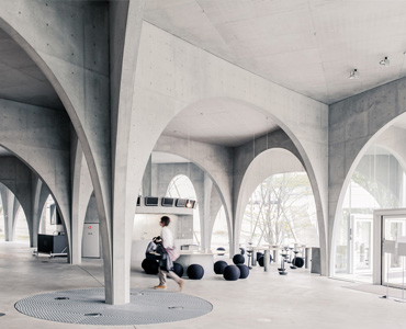 Concrete in Architecture