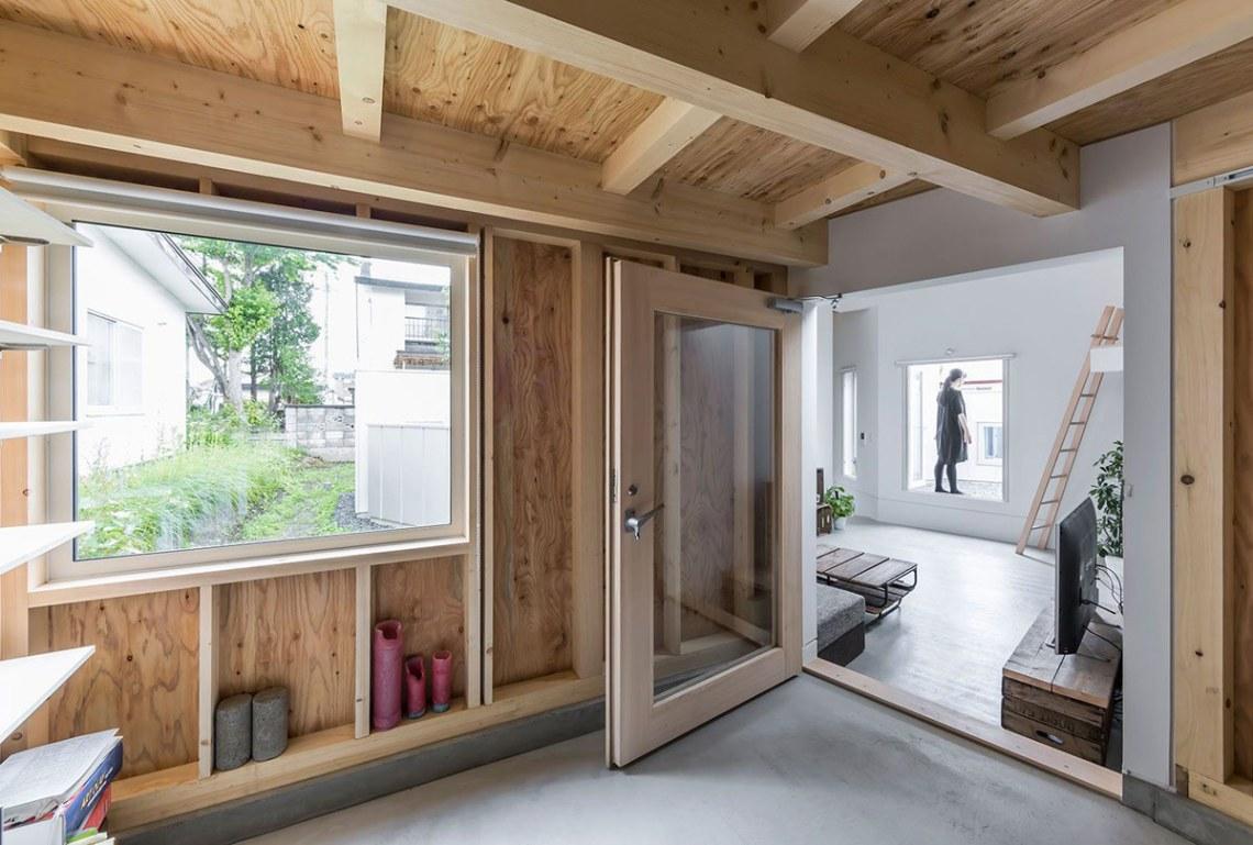 House D in Asahikawa / Jun Igarashi