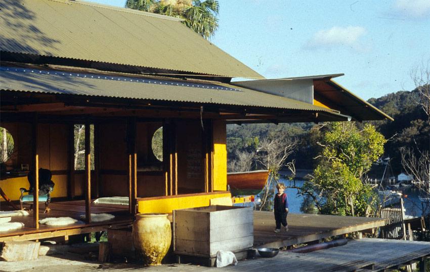 Lovett Bay House / Richard Leplastrier