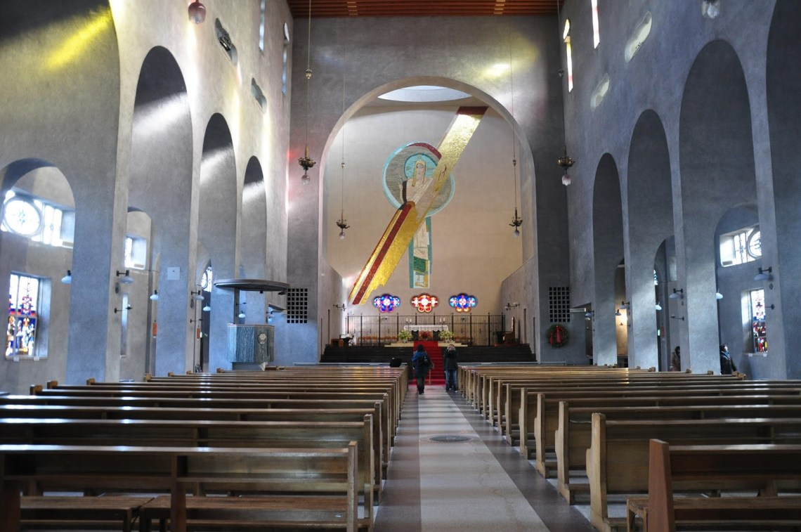 World Peace Memorial Cathedral / Togo Murano