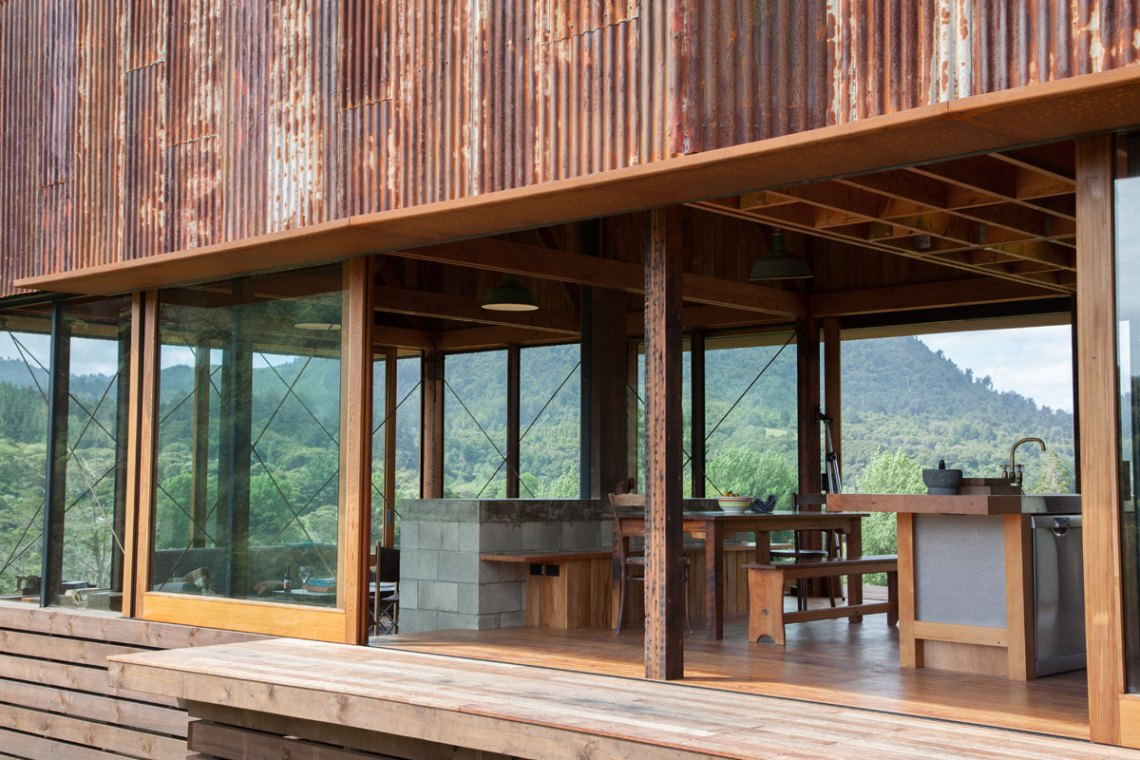 Interior of K Valley House / Herbst Architects