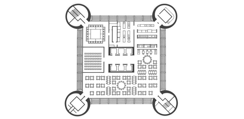 Knights of Columbus Headquarters / KRJDA