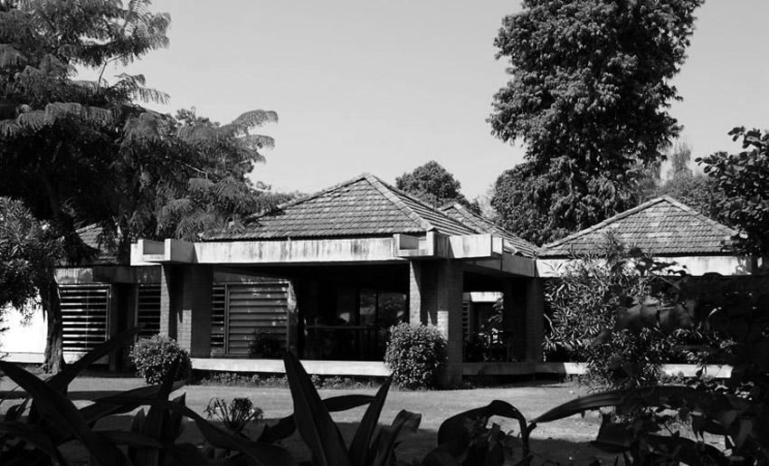 Gandhi Memorial Museum Sabarmati Ashram  Charles Correa