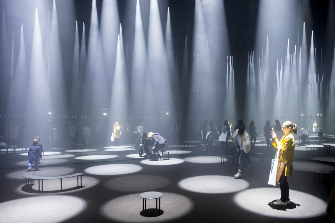 Forest of Light / Sou Fujimoto