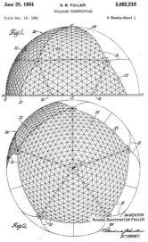 Patents of Buckminster Fuller