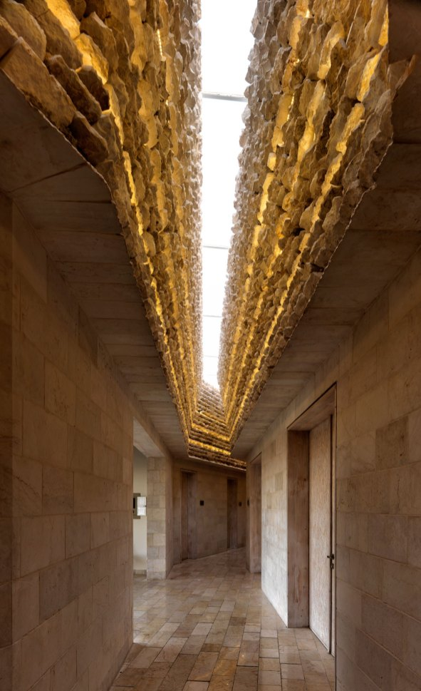 Royal Academy for Nature Conservation / Khammash Architects