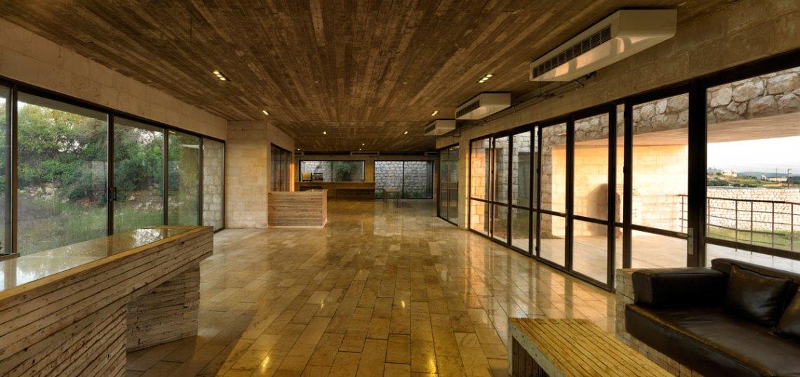 Royal Academy for Nature Conservation / Khammash Architects