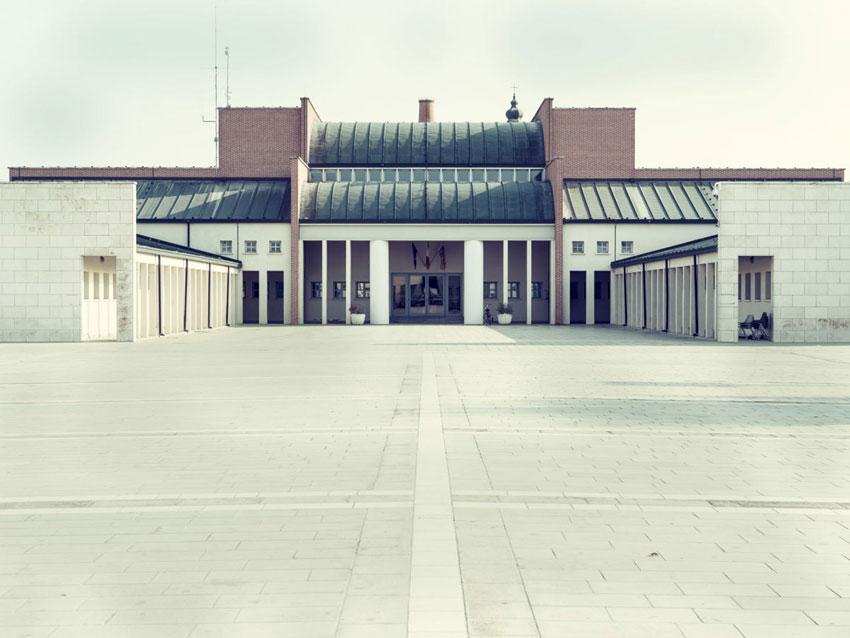 The Town Hall of Borgoricco / Aldo Rossi