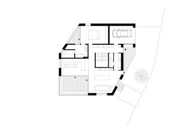 House on the Mountain, Sulzberg / Jury Troy Architects