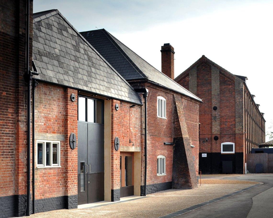 Aldeburgh Music Creative Campus / Haworth Tompkins Architects