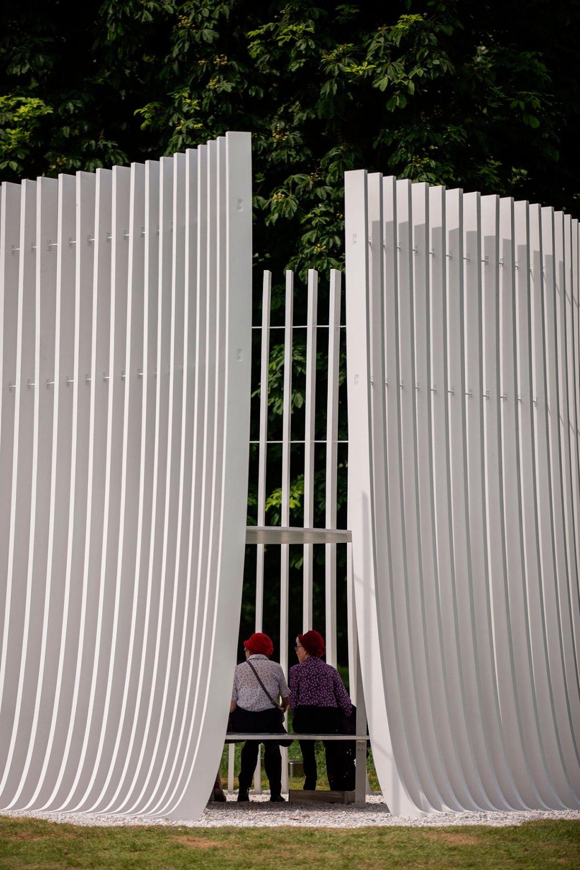 Serpentine Summer House 2016 / Asif Khan