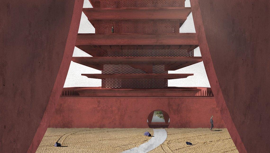 Mandala Art Museum and Visitor Centre / U67 Architects