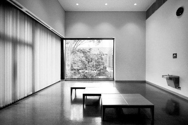 Le Corbusier Tokyo National Art Museum