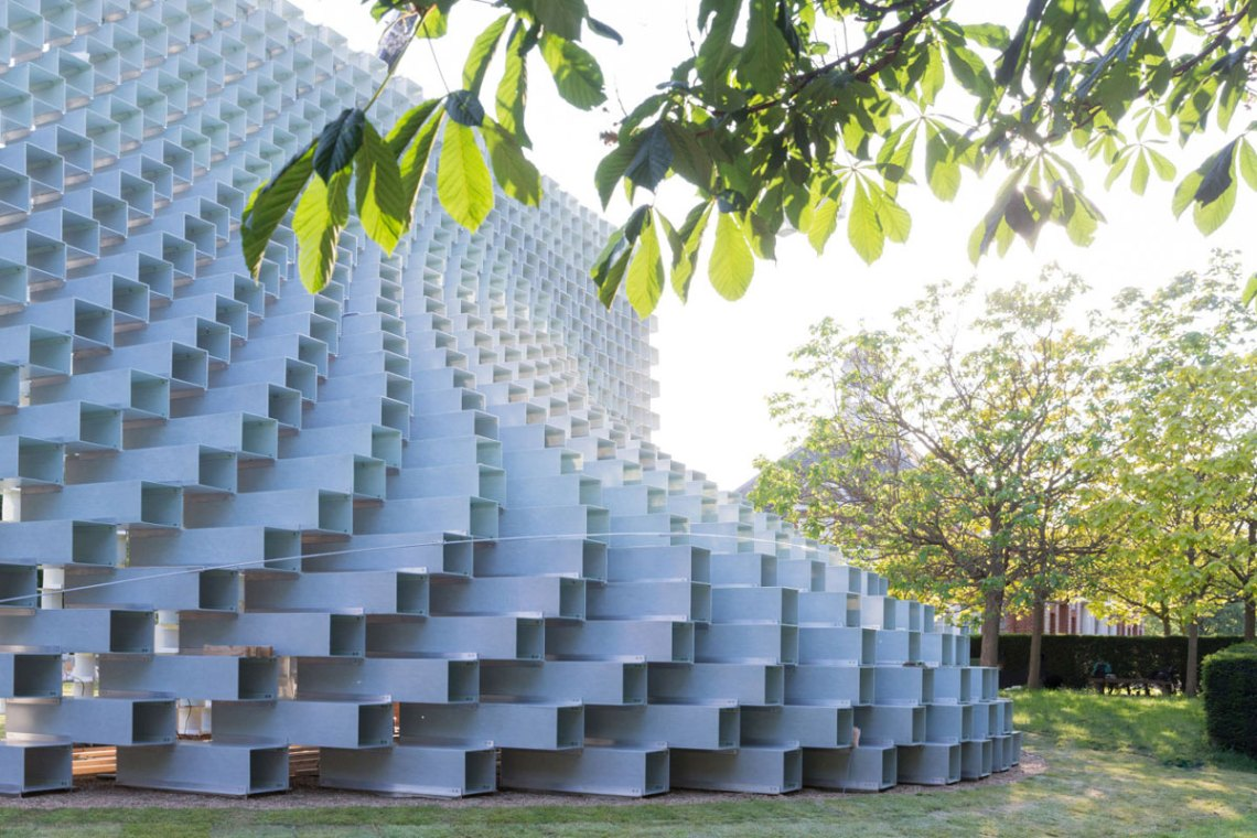 Serpentine Pavilion 2016 / BIG