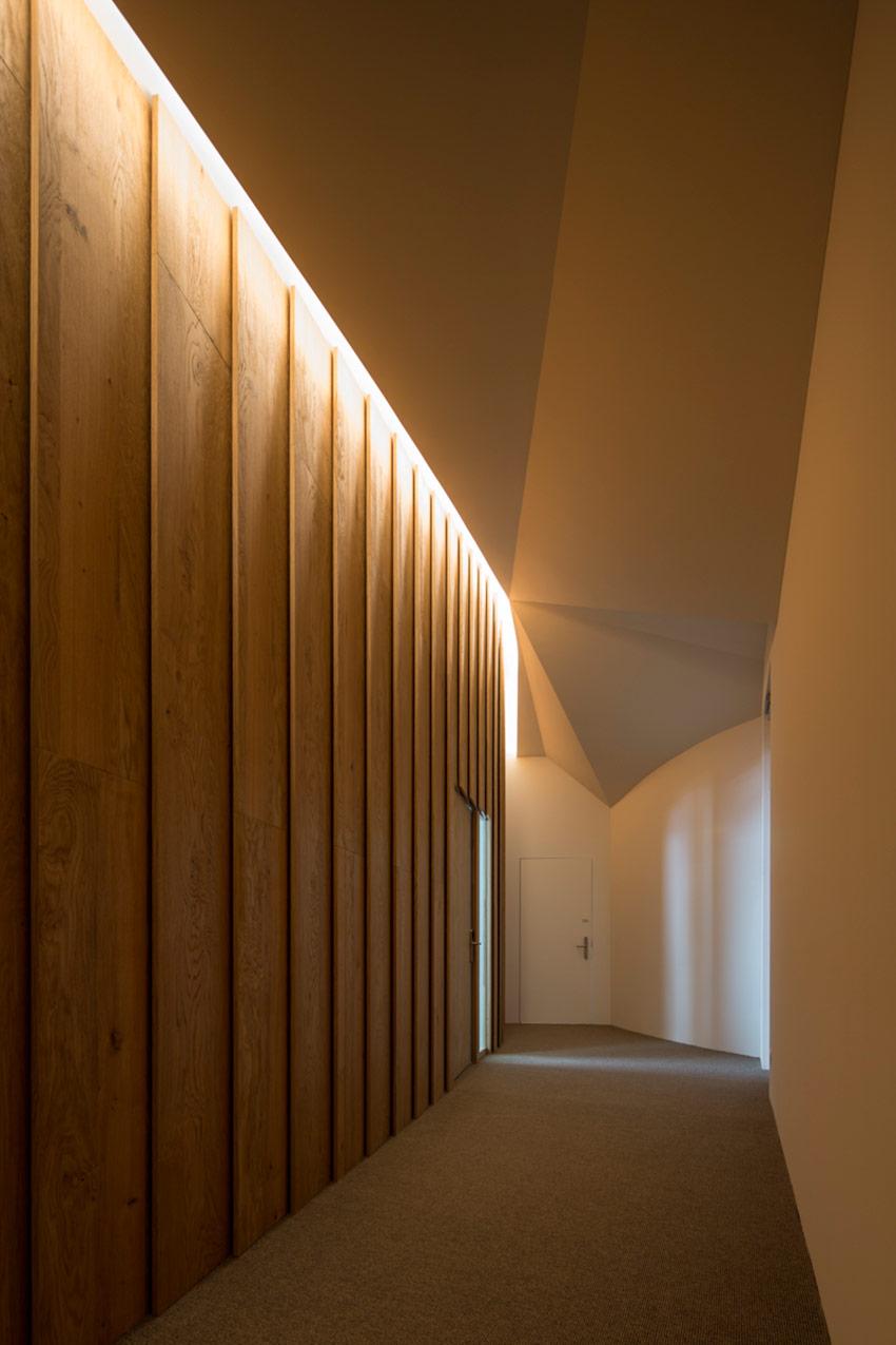 Therme Suiteroom Vals  Kengo Kuma  ArchEyes