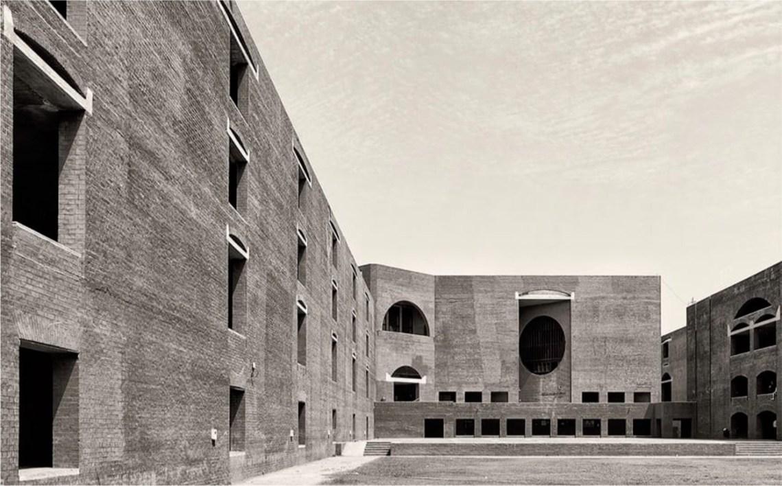 Indian Institute of Management Facade