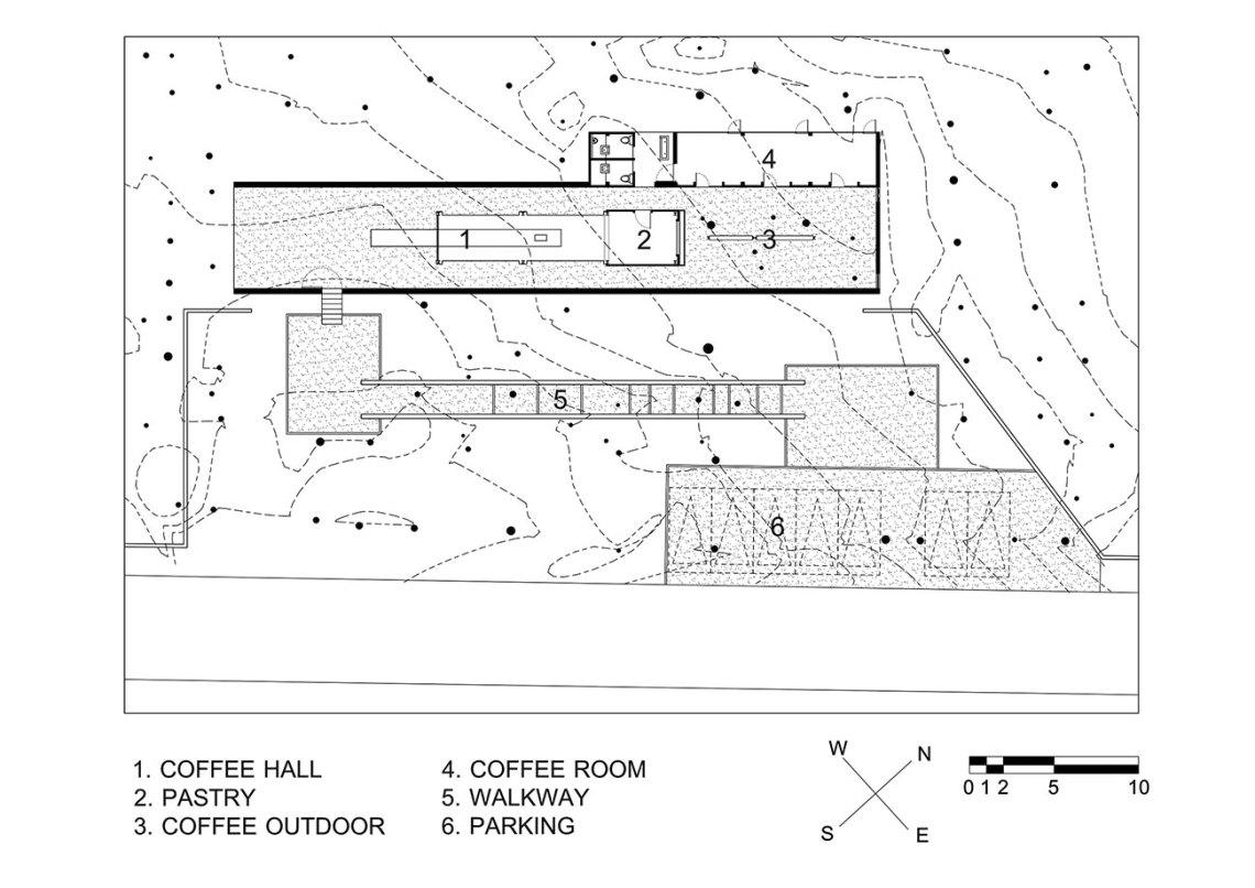 Yellow Submarine Coffee Tank floor plan