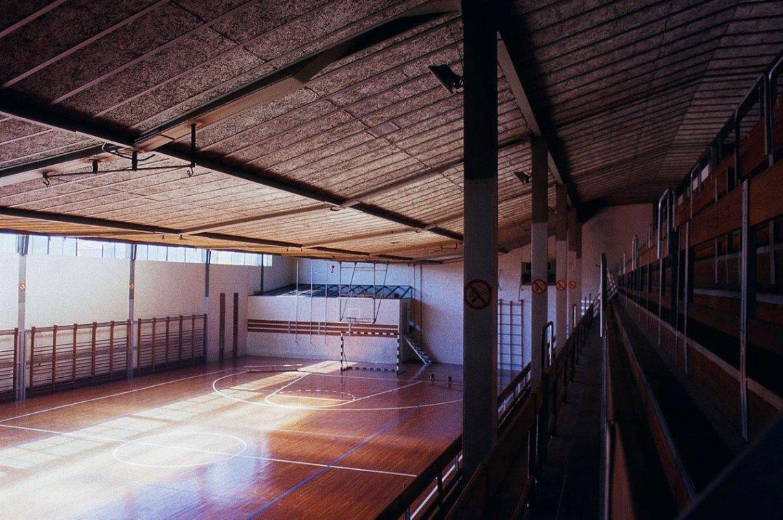Maravillas Gymnasium / Alejandro de la Sota