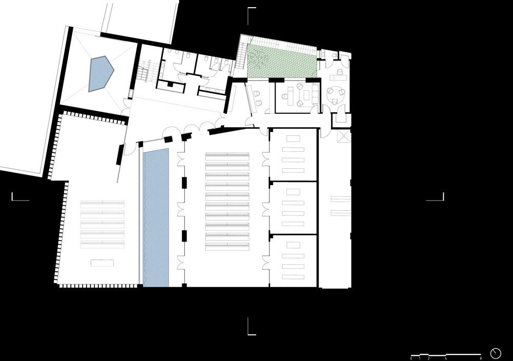 Parish Church in Pueblo Serena Plan