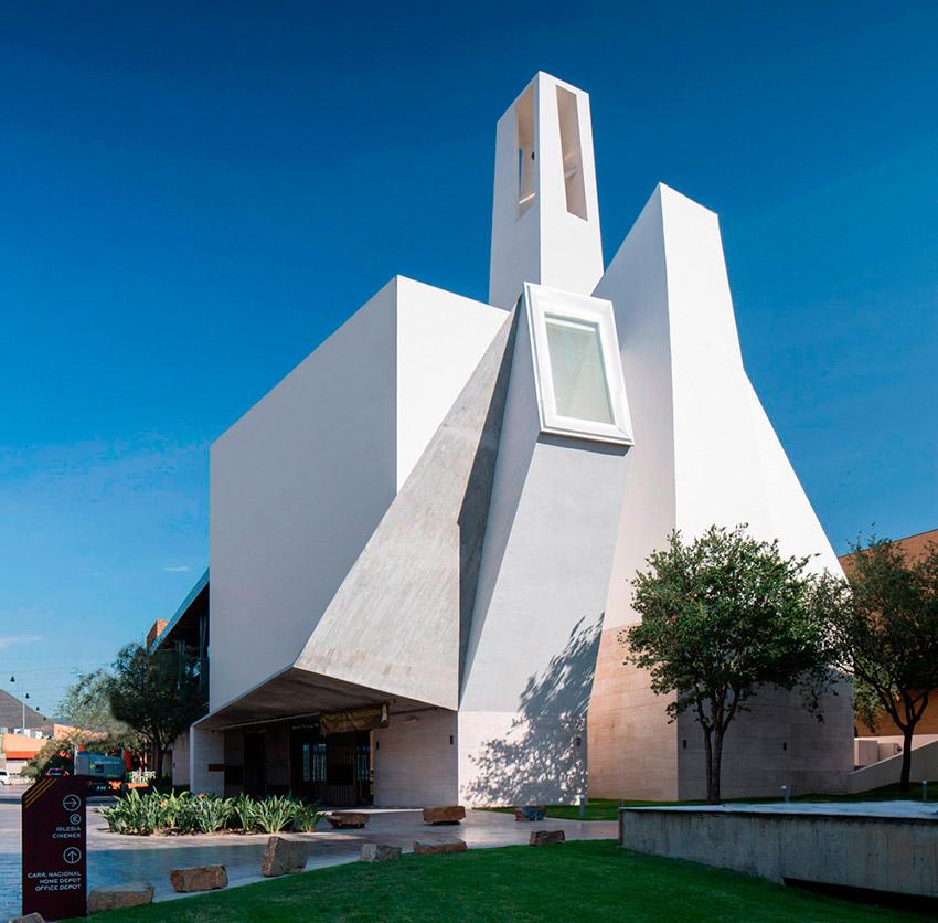 Parish Church in Pueblo Serena / Moneo Brock