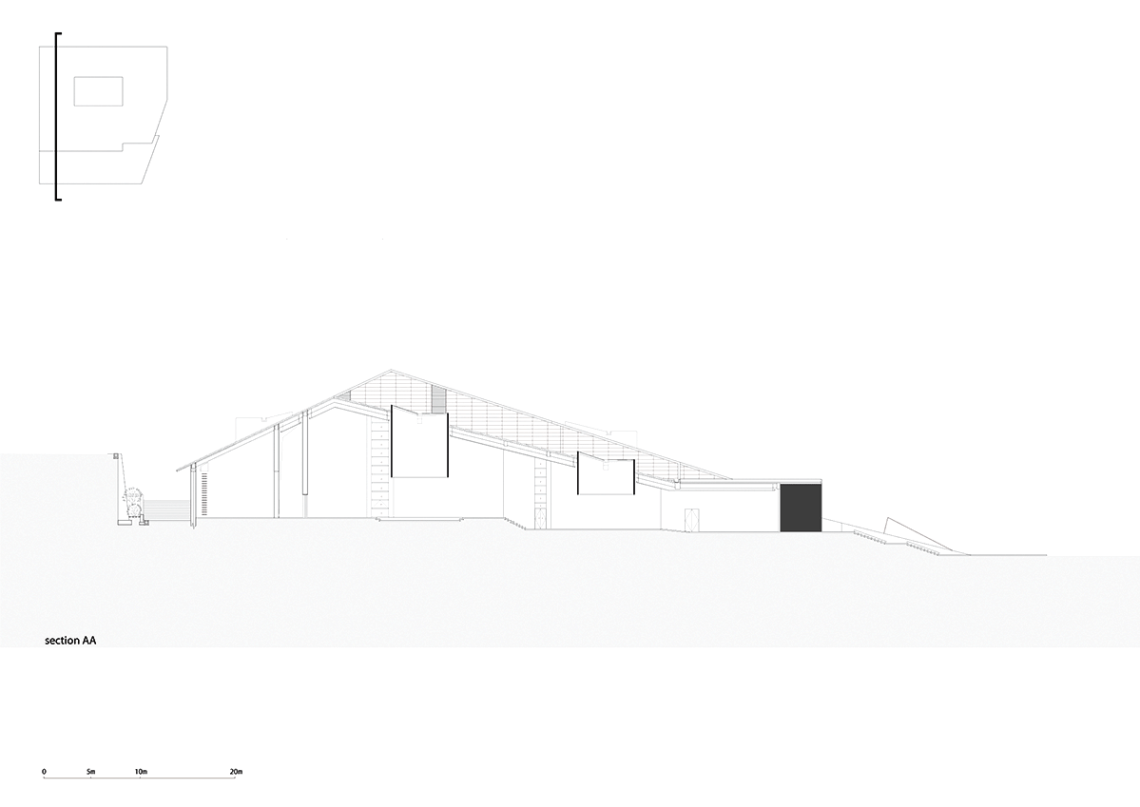 Danxia Exhibition Center Section