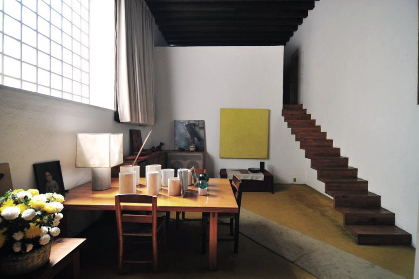 Mexican architect interior house