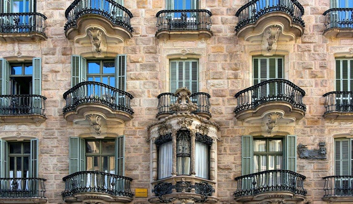 Casa Calvet Antonio Gaudi
