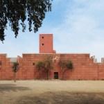 Exterior of Jawahar kala kendra