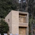 Corner buidling House in Avandaro