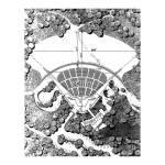 Floor Plan Blossom Music Center in Cuyahoga Valley / Peter van Dijk