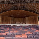 Interior of the Blossom Music Center in Cuyahoga Valley / Peter van Dijk