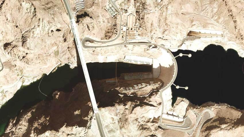 Hoover Dam / Henry John Kaiser & Gordon Kaufmann