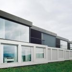 Windows - Five Patio Houses in Meilen / Think Architecture