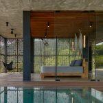 Bedroom - Atelier Villa in Costa Rica / Formafatal